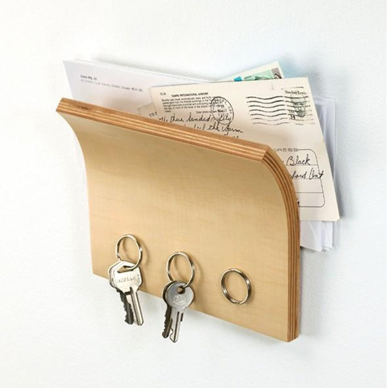 Forte magnético ganchos chave titular de parede magnético gancho chave porta llaves de pared colgar llaves pared