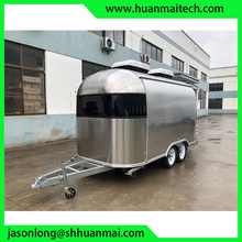 Mobile Food Trucks Concession Catering Trailers Van