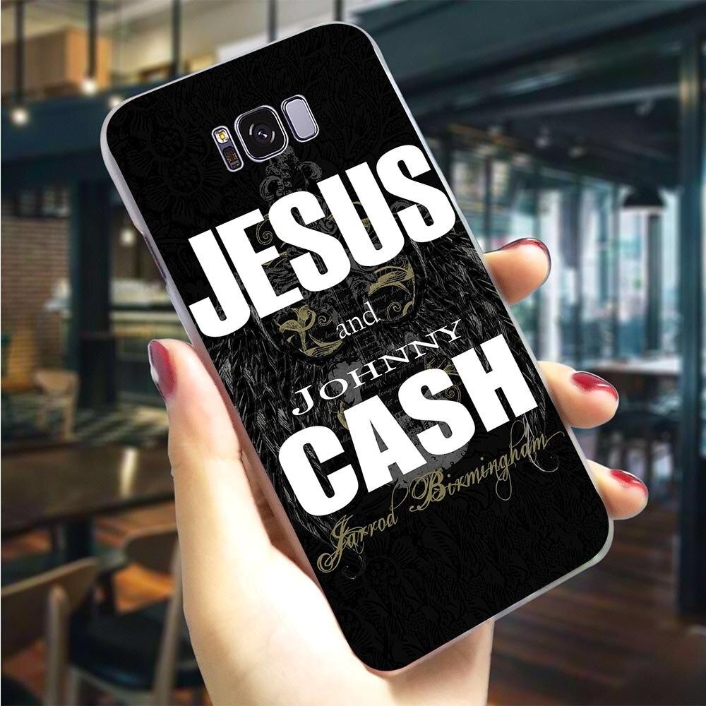 cover samsung a3 johnny cash