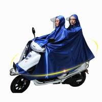 Mens Hooded Waterproof Raincoat Long Women Motorcycle Moto Electric Adulto Long Coat Women Rain Coat Women Rain Poncho Rainwear