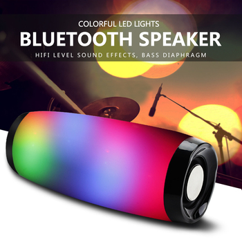 Wireless Bluetooth Speaker LED 2