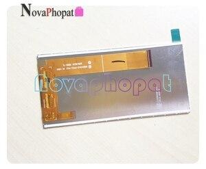 Image 3 - Novaphopat LCD 디스플레이 화면 BQ 휴대 BQ 5520L 실크 5520L LCD 화면 디스플레이 교체 + 추적