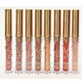 2017 LipGloss 5 star Matte Liquid Lipstick Waterproof Long Lasting Metallic Golden LipGloss jeffrees Easy To Wear kyli Cosmetics