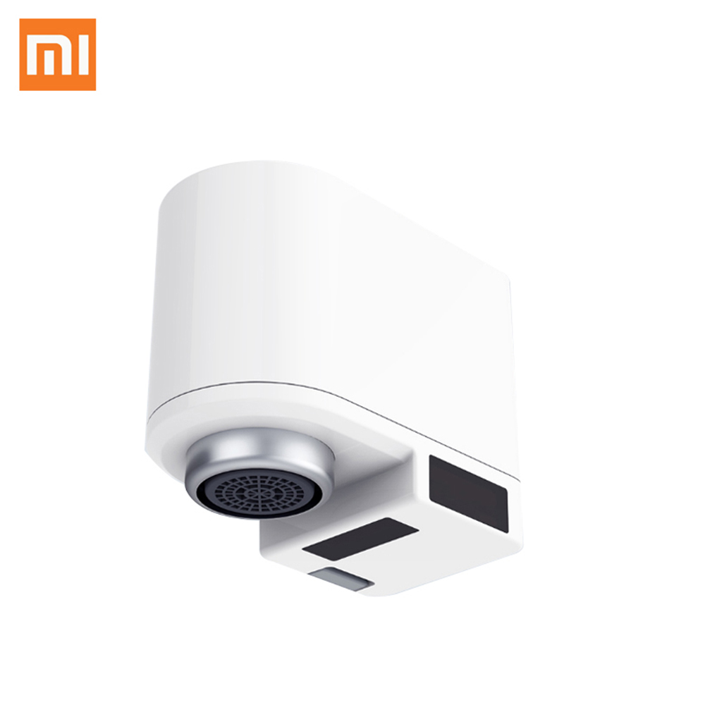 Xiaomi Zajia Induction économiseur d'eau Intelligent infrarouge Induction robinet d'eau Anti-débordement tête pivotante économie d'eau buse robinet