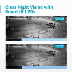 Image 5 - ANNKE 1080P H.264+ 16CH CCTV Camera DVR System 16pcs IP66 Waterproof 2.0MP Bullet Cameras Home Video Security CCTV Kit