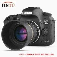 JINTU 85mm f/1.8 Portrait Aspherical Manual Focus Telephoto Lens for Nikon D90 D80 D7200 D7100 D5400 D5500 D3400 D3300 D3200 D4
