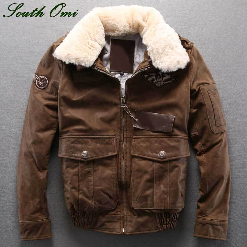 Aliexpress Com Buy Winter Men S Jackets Men S Air Force