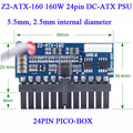 Z2-ATX-160W power line DC-ATX power supply module high power 24pin miniITX DC ATX power supply PICO BOX DC-ATX PSU