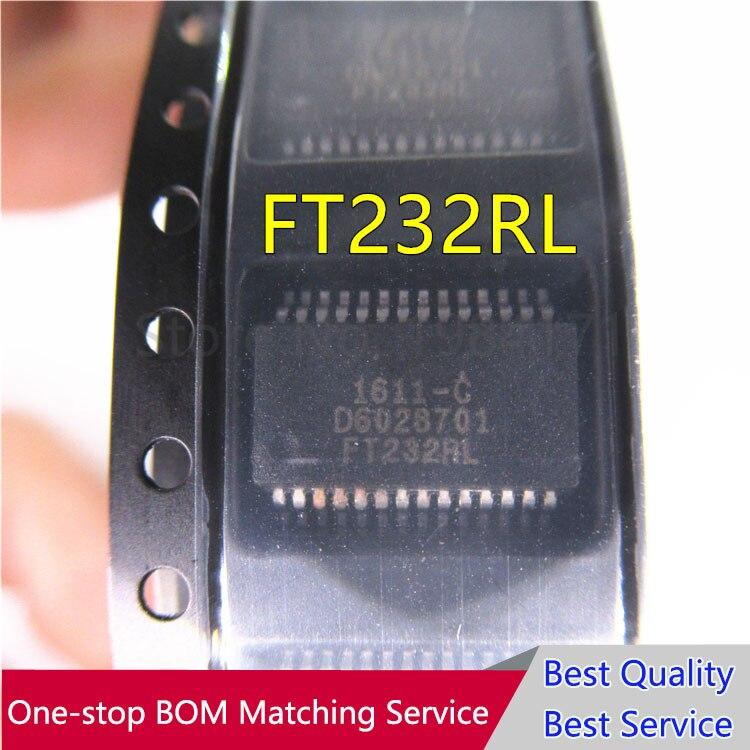 20Pcs FT232RL FT232R FT232 SSOP28 new