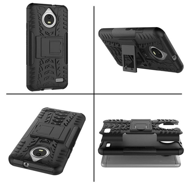 huge discount ca179 dd3f6 US $3.99 |Armor Case With Stand For Sony Xperia XA1 Ultra/XZ/X Compact/XA  Ultra/E5/X/XA1/XZ Premium Mobile Cell Phone Bag&Case-in Fitted Cases from  ...