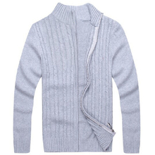 High Quality Mens Sweater Cardigan Knitted Casual Fashion Mens Sweater Warm Polo Sweater Brand Cardigan Clothing For Men S165