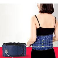 Inflatable Waist Belt Lumbar Support Lumbar Correction Belt With Traction Device