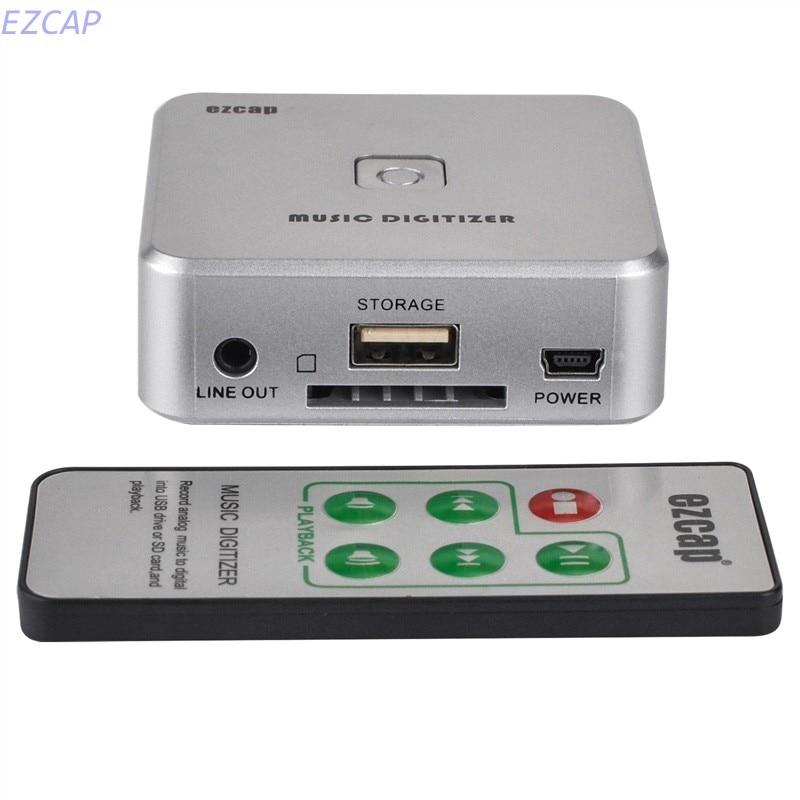 Ezcap Tragbare Cassette Player Mp3 Player Mit Kopfhörer-konvertieren Walkman Band Kassette Zu Mp3 Format-sparen Zu Usb Flash Disk Mp4 Player Unterhaltungselektronik