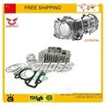 W155 ZONGSHEN 150cc 155cc 160cc цилиндровый двигатель поршневых колец контактный прокладка DHZ HK160R piterspro xmotos КАЙО БФБ грязь велосипед ямы части