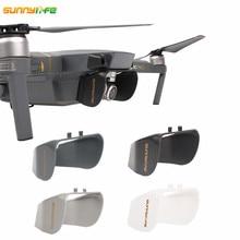 Platinum Alpine White Camera Lens Sun Hood Gimbal Sunshade Sunhood Cap Protector For DJI Mavic Pro Drone Accessory