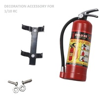 1/10 RC Crawler Accessory Parts Fire Extinguisher Model For Axial SCX10 TRX4 1 10 rc crawler accessory parts fire extinguisher model for axial scx10 trx4