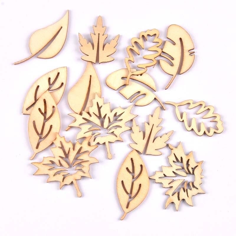 30Pcs mixed natural leaf Wooden Craft Scrapbooking handicrafts Handmade ornaments Accessory Home Decoration 20x40mm MT186330Pcs mixed natural leaf Wooden Craft Scrapbooking handicrafts Handmade ornaments Accessory Home Decoration 20x40mm MT1863