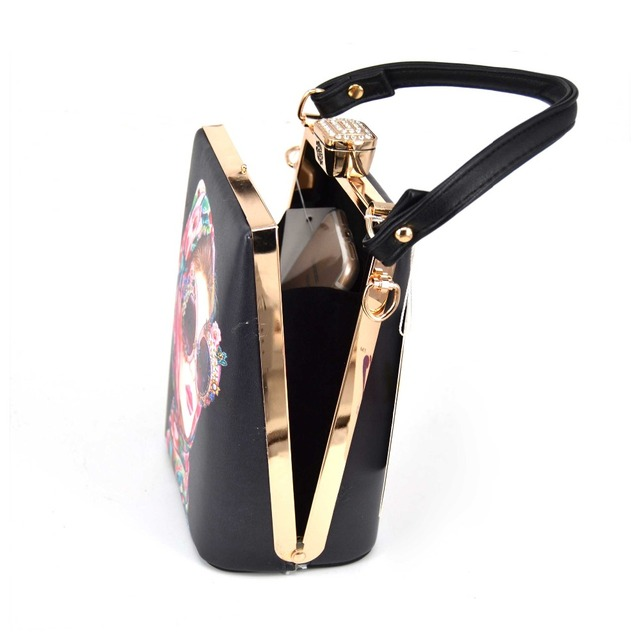 Women's Luxury Printed PU Leather Bag