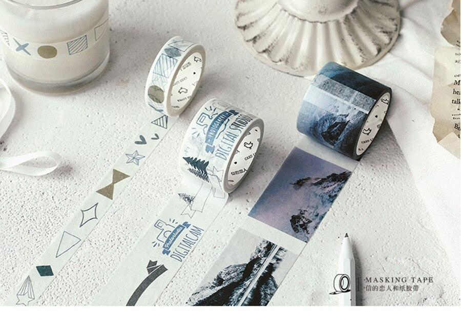наклейка; декор лента; цвет бумажная лента; лента маска ;