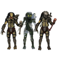 NECA Predator Movie Series 1 Classic Predator PVC Figuur Collectible Speelgoed 19 cm(China)