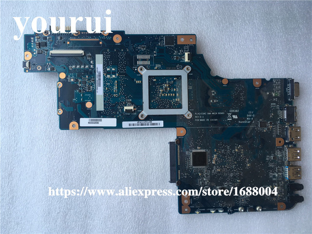 H000043580 MAIN BOARD For Toshiba Satellite C875D L870 L875 C875 Laptop Motherboard Socket fs1 DDR3 PLAC CSAC UMA