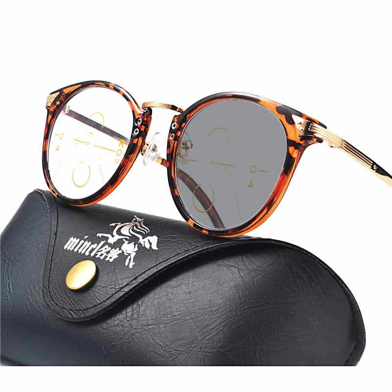0c14d8bfff0e MINCL Transition Sunglasses Photochromic Reading Glasses Men Hyperopia  Presbyopia with diopters Outdoor Presbyopia Glasse FML