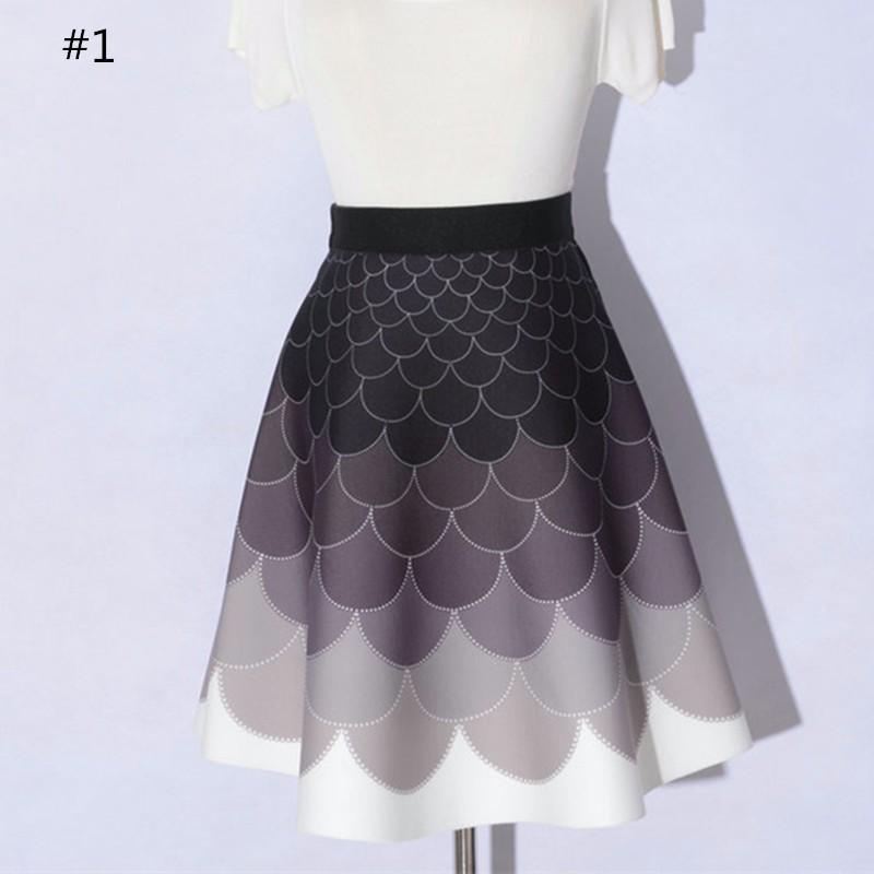 high waist skirt 03