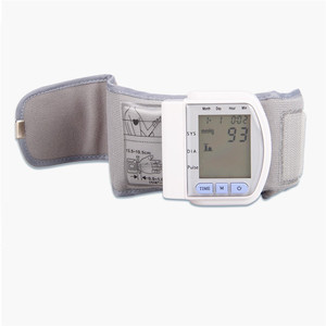Image 4 - Health care Automatic blood pressure measuring device Digital Sphygmomanometer hypertension medical equipment