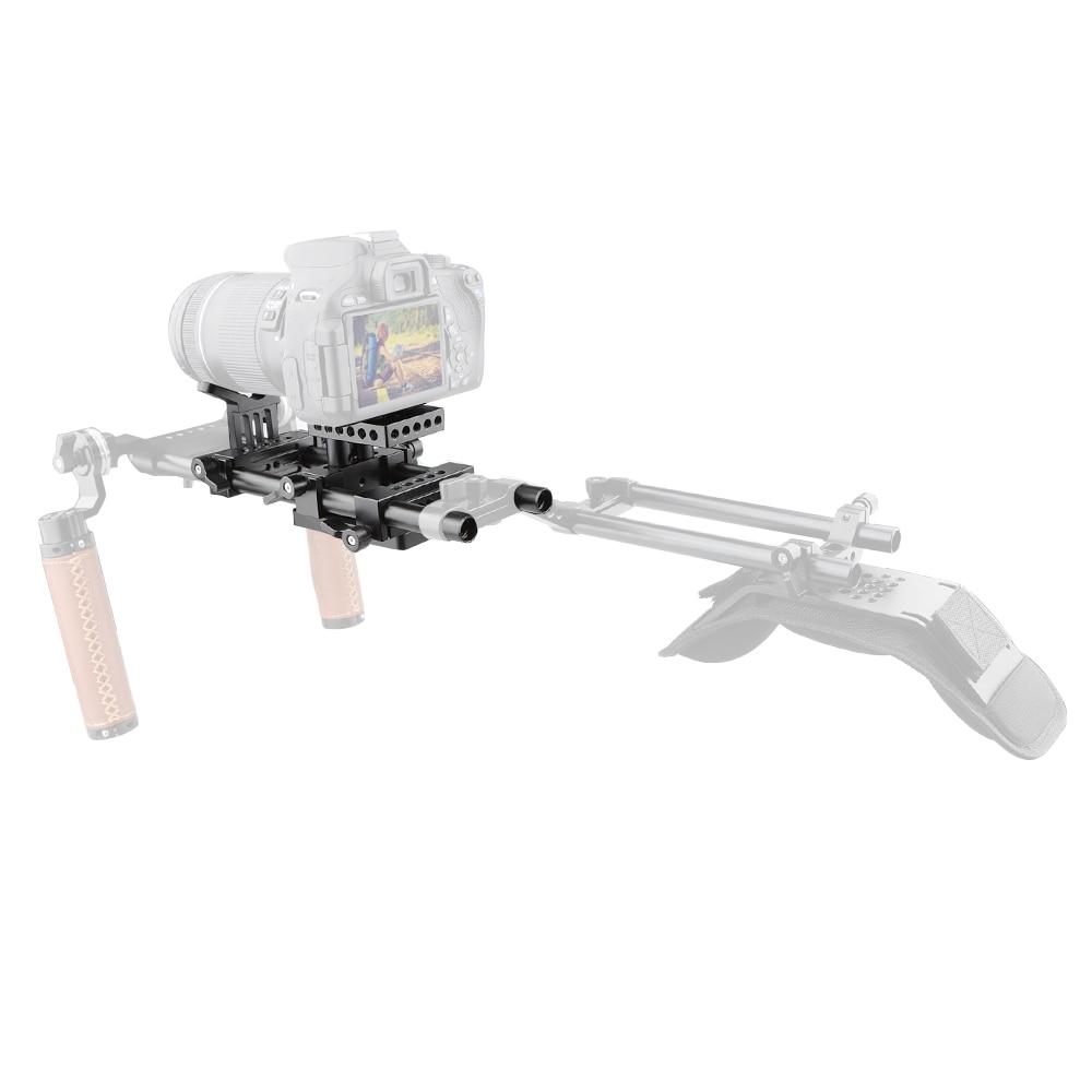 CAMVATE Pro DSLR Shoulder Mount Support Rig Kit For Universal Use (4)