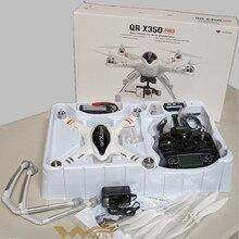 Original Walkera QR X350 Pro Drones quadcopter with Devo 7+ Charger+Li-Po battery Entry-level version