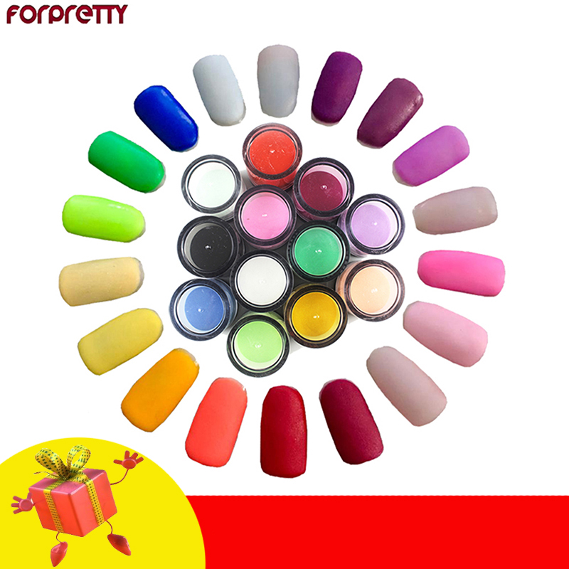 Acrilico Warna Acrylic Powder Nail Art Poudre Acrylique Colored Acryl Monomer Acrylverf Nagels Polvos Acrilicos Ongles Colors