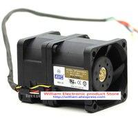 New Gốc AVC DFTA0456B2H 12 V 1.5A cho HP DL120G6 DL120G7 DL160G6 DL165G7 quạt máy ch