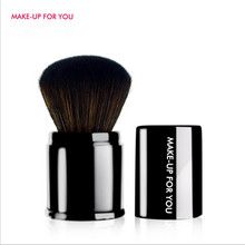 MAKEUP FOR YOU Retractable Make Up Tools Face Foundation Loose Powder Cosmetic Brush Hot