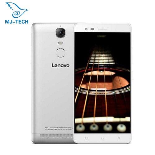 GIFT Lenovo K5 Note K52e78 MTK Helio P10 LTE 4G Octa Core Phone Full Metal 3G