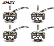 Прочный двигатель Emax ECO Series 2306, КВ, 3 ~ 6s /2400KV, 2 ~ для DIY гоночного дрона, радиоуправляемого вертолета