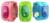 Y3 smart watch gps/gsm/wifi tracker localizador anti perdido relógio de Forma Dupla Chamada SOS Para Crianças Childrens Seguro Monitor freeship