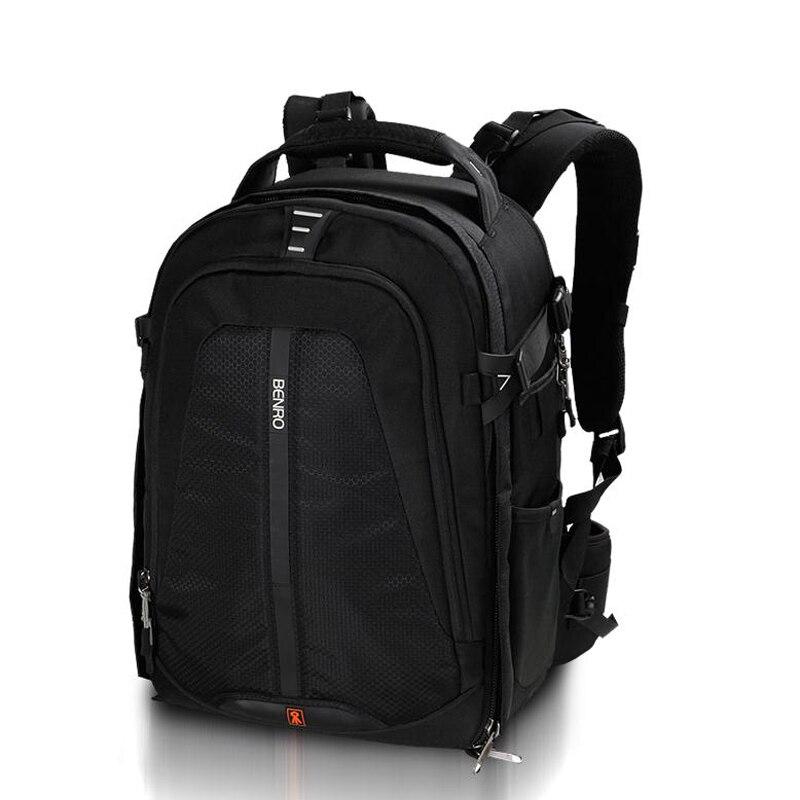hot sale Benro paradise cw 350n double-shoulder slr series professional photo camera bag backpack rain cover цена