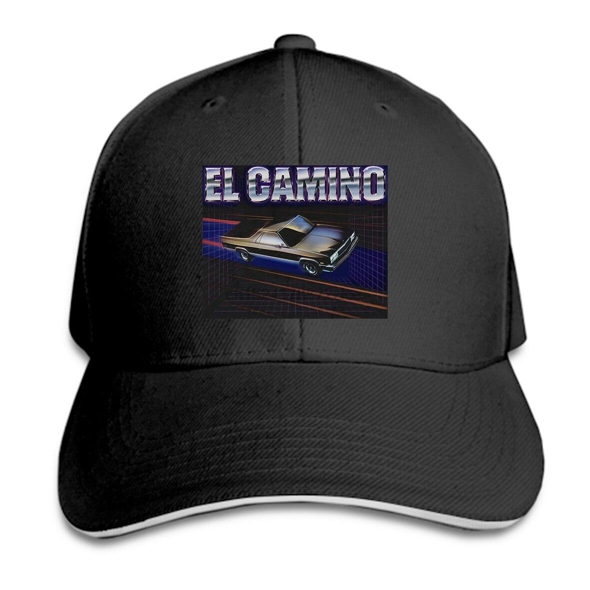 Smart Print Custom Baseball Cap Chevrolet El Camino 85 Licensed Adult Hat Peaked Cap Fine Craftsmanship Back To Search Resultsapparel Accessories
