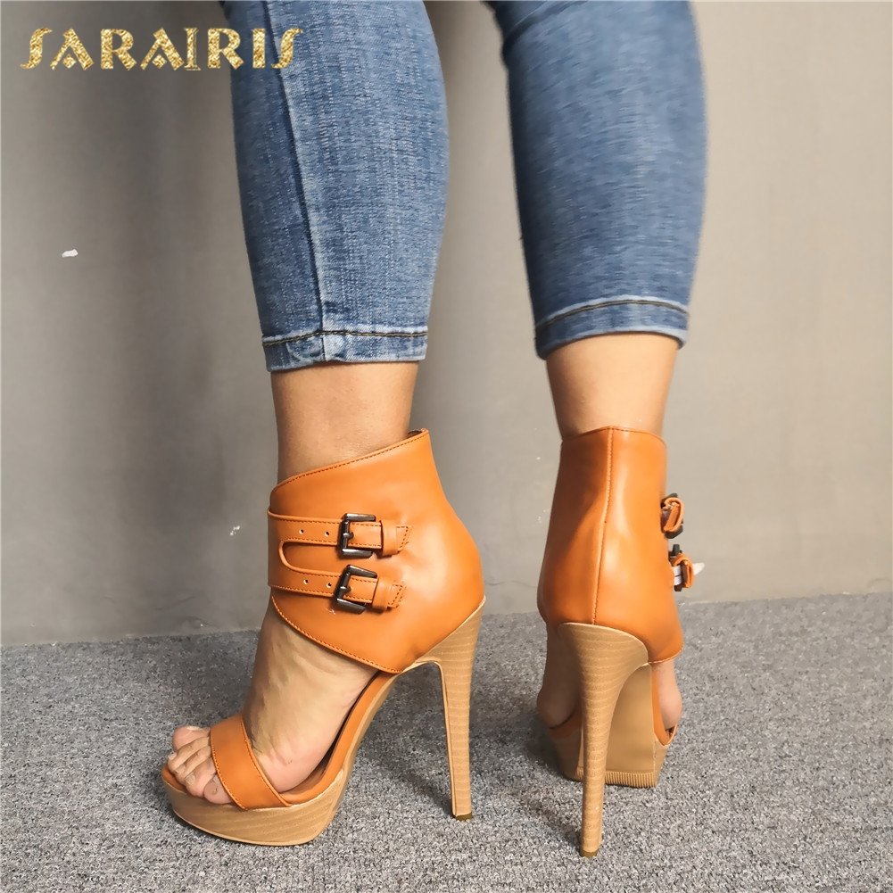 SARAIRIS Luxury Big Size 47 Sexy High Heels Women Shoes Sandals Top Quality Prom Lady Summer Party Super Heeled Shoes WomanSARAIRIS Luxury Big Size 47 Sexy High Heels Women Shoes Sandals Top Quality Prom Lady Summer Party Super Heeled Shoes Woman