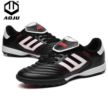 AOJU Football Boots Soccer Shoes Men Lightweight Football Sh