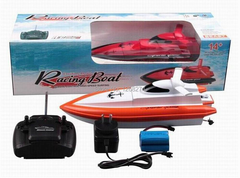 free shipping high speed r/c boats 4ch radio control RC mini speed boat children's toys remote control boat hot sell