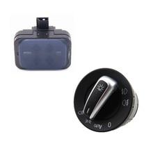 A-STYLE дождь Сенсор свет Сенсор авто лампы фар переключатель для VW Jetta MK5 Гольф 6 MK6 Tiguan Touran Passat B6 3C 1K0955559AH