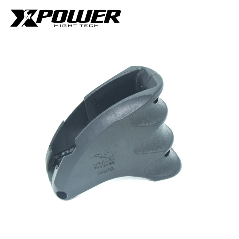 XPOWER NERF M4 AK Fan Horn Grips AFG/RVG Paintball Airsoft Accessories Air Guns Before Nylon