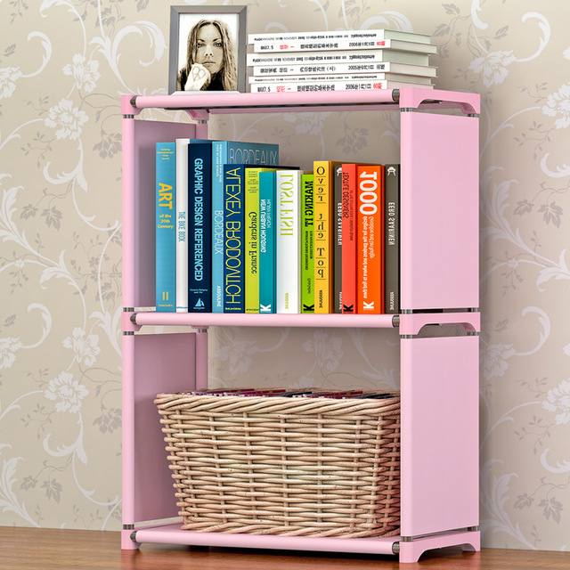 Patterned Children's Room Bookshelf
