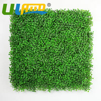 ULAND Outdoor Artificial Privacy Fence 1X3M Decorative Plants China Plastic Boxwood Hedges Mats Garden DIY Balcony Decorations