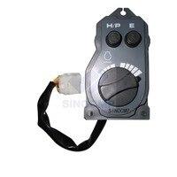 EX200 5 EX200 Accelerator Locator Sensor 4341545 For Hitachi Excavator, 3 month warranty
