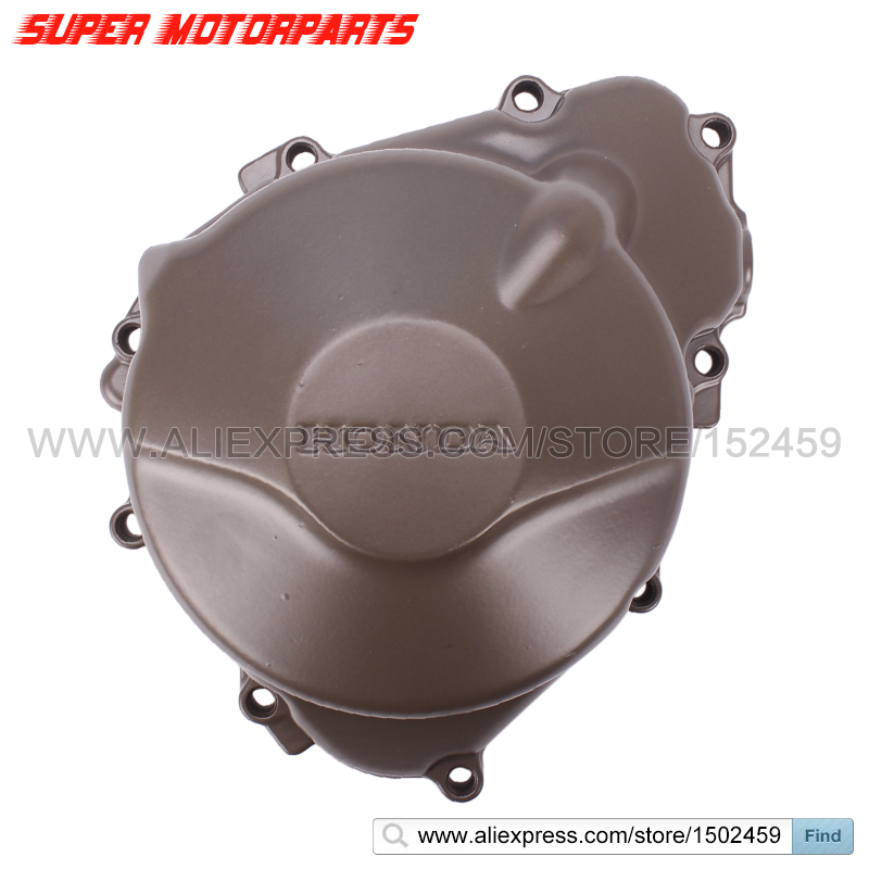 Motorcycle Stator Engine Cover Left Magneto Cover for HONDA CBR600 F4I 2001 2002 2003 2004 2005 2006 year motorcycle stator engine cover left magneto cover for kawasaki zx 9r 1998 99 00 01 02 2003 year