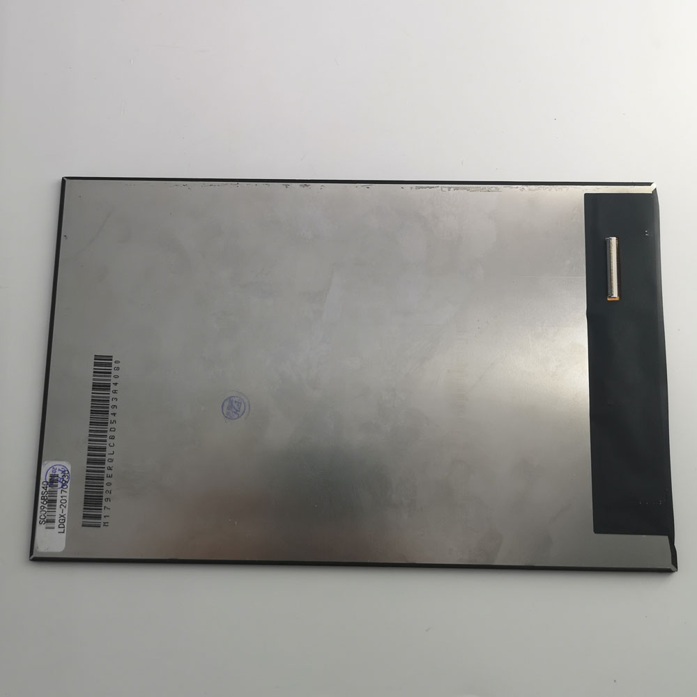 9.6 inch LCD Display Matrix Screen Panel Replacement Parts For LDGX 20170930 SC096BS40 Tablet PC