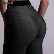2019 New High Waist Leggings Women Fitness Clothes Slim Body Women's Pants Athleisure Female Sexy Leggings