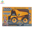 Construction Vehicle Toy Dump-car Dump Truck DIY Children Favorite Toy Gift For Boy
